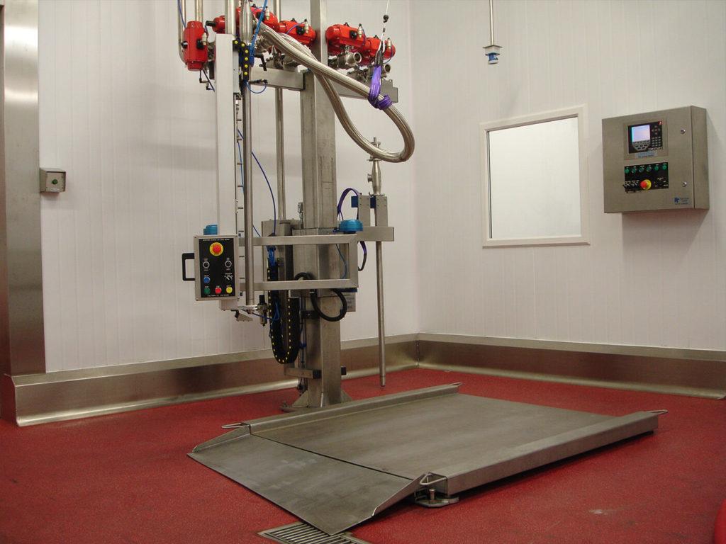 ft 100 liquid filling system